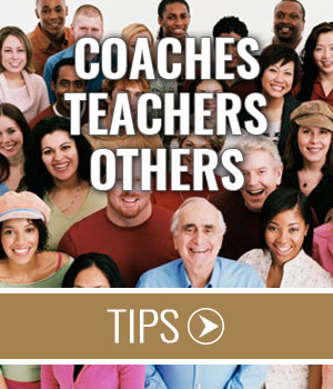 COACHES, TEACHERS, & OTHERS